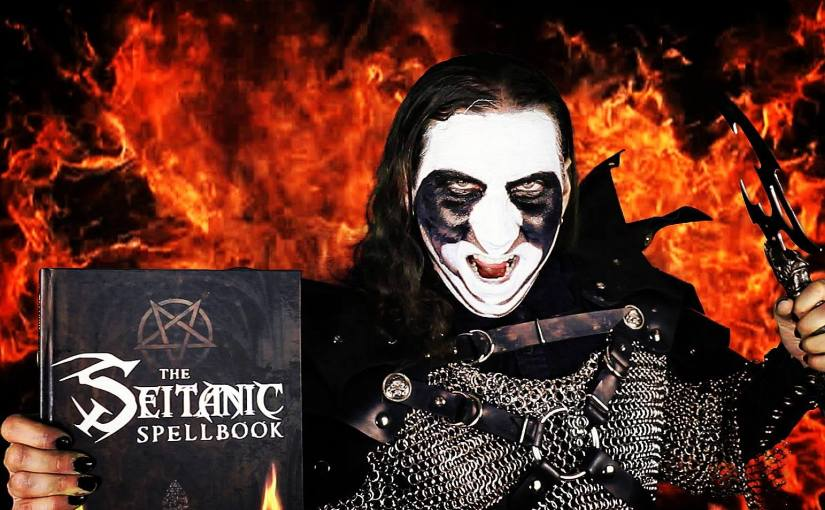 Give Praise to Seitan: Interview with Brian Manowitz, Vegan Black MetalChef